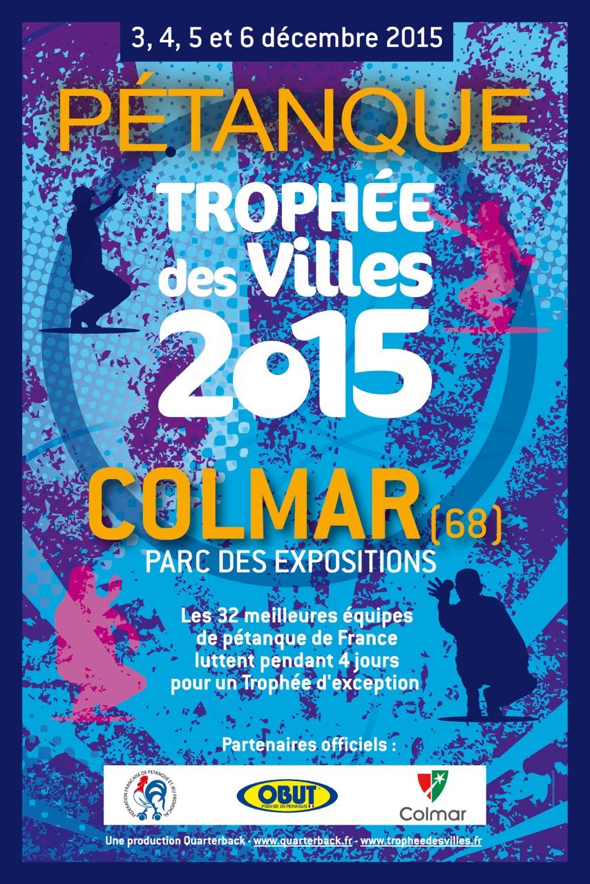 TROPHEE DES VILLES 2015
